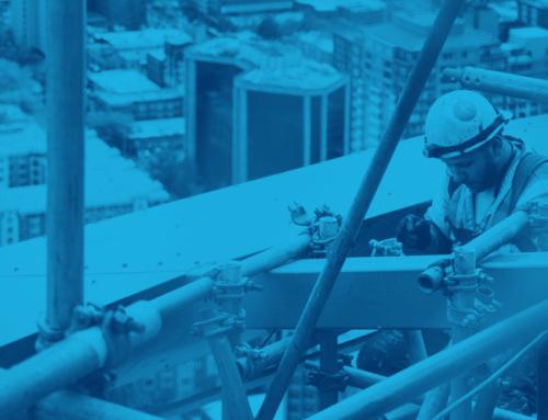 CONSTRUCCIÓN: Reanudación de labores